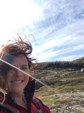 Luftig fjelltur